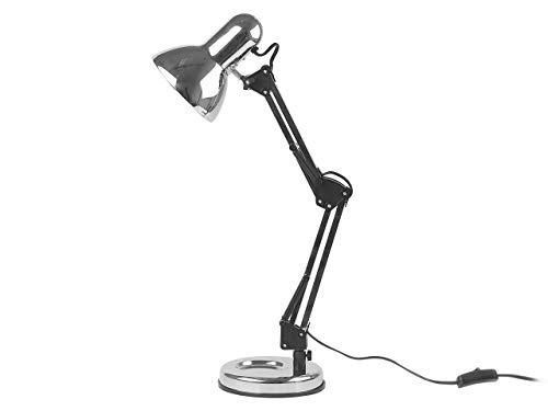 Leitmotiv bureaulamp Hobby chroom LM674