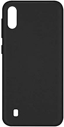 For Samsung Galaxy M10 TPU Silicone Ultra Thin Soft Back Case Protective For Galaxy M10 Cover Black