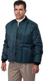 RefrigiWear Econo-Tuff Lightweight Warm Fiberfill Insulated Workwear Jacket