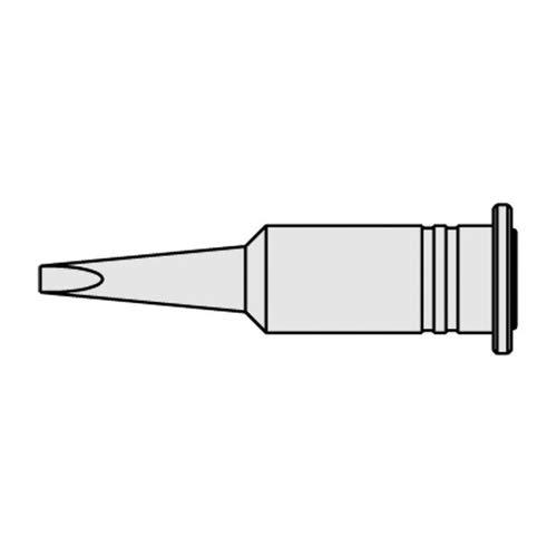 Ersa 0G132KN/SB Lötspitze für Independent 130, Gerade, Vernickelt, Meißelförmig, 2.4mm