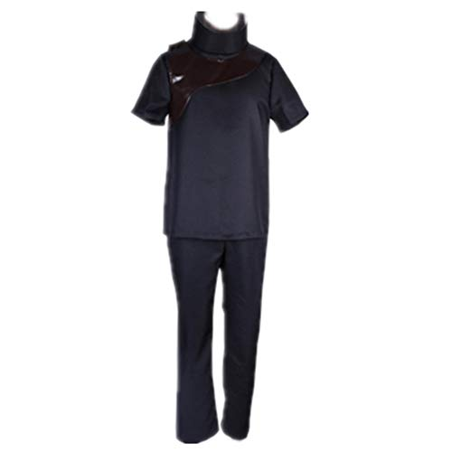 Noblecos Uchiha Shisui Cosplay Costumes for Halloween Party Christmas Costumes (Male M)