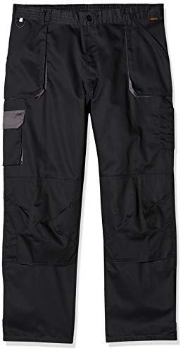 Portwest - Pantalones de trabajo hombre/caballero - Construcción/Industria/Campo (Pequeña (S)/Gris)