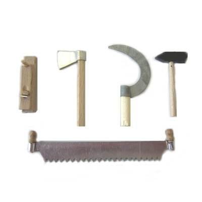 Miniatur Werkzeugset, 5tlg. [Spielzeug]