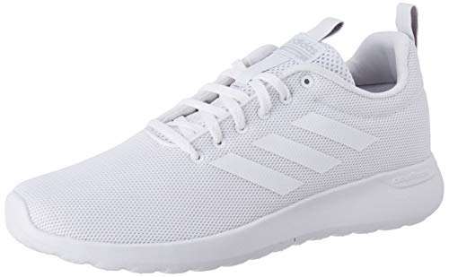 adidas Damen Lite Racer CLN Fitnessschuhe, Weiß (Ftwbla/Ftwbla/Gridos 000), 40 2/3 EU
