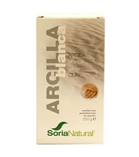 Arcilla Blanca 250 gr de Soria Natural