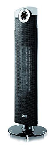 Sencor SFH 9014 9014-Calefactor (Pantalla LED, 2 ajustes de Nivel, 250 W)