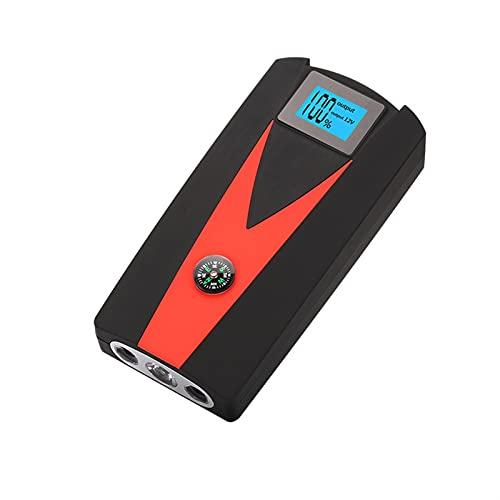 XBJSY 99900 MAH Coche Salto Starter Power Bank Jumpstarter Auto Buster Emergencia Iniciar Emergencia Aparción de Aparción Batería Coches Cargador Jump Start QCDYLZ