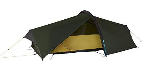 Terra Nova Unisex's Laser Competitie 2 Lichtgewicht Tent, Groen, 2 Persoon