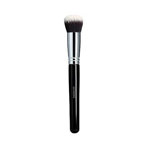 T4B LUSSONI 100 Series Pinceaux Maquillage Professionnel Kabuki (PRO 106 Pinceau Kabuki à dessus rond)
