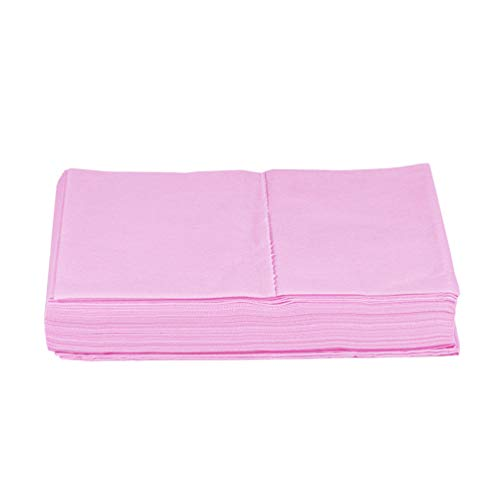 Cheapest Price! IMIKEYA 10Pcs Disposable Bed Sheets Non-Woven Bed Pads Mat for Hotel Hospital Massag...