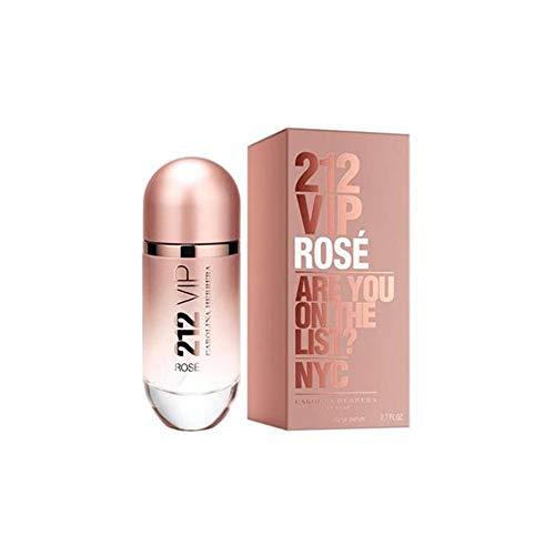 Carolina Herrera 212 Vip Rosé Agua Perfume Vaporizador