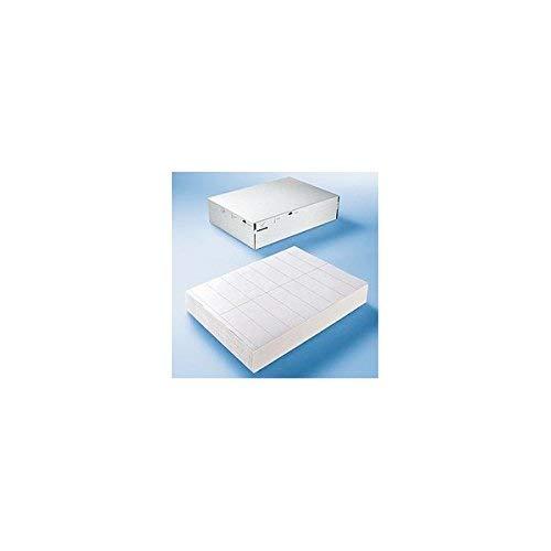 Herma 8403 d'étiquettes universelles dataprint, 210 x 99 mm, blanc
