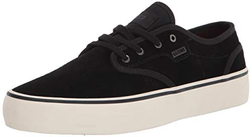 Globe Herren Motley II Skateboard Shoe, Black/Antique, 46 EU