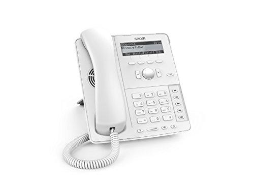 Snom D715 Desk Telephone White 00004381