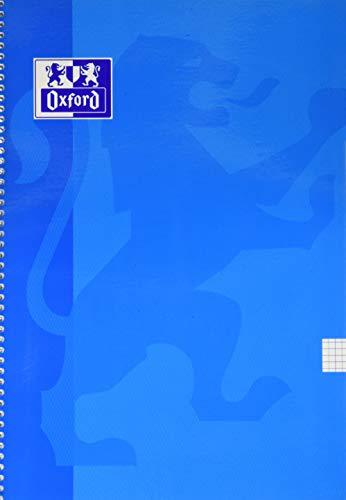 Cuaderno a4 Oxford classic t, blanda cuadro 4x4 (80 hj)