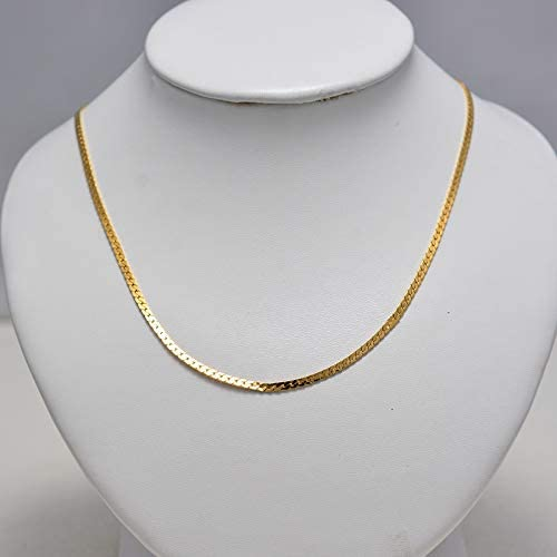 SWAOOS Dubai Arab India Fine Gold Chain Max 69% OFF Color for excellence Necklace Men W