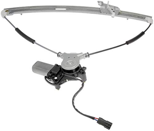 Dorman 741-604 Front Driver Side Power Window Motor and Regulator Assembly for...