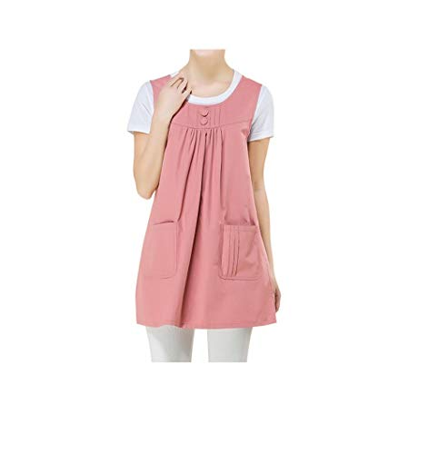 Qianqingkun krachtige stralingsbeschermingspak omstandmode stralingsbescherming, schort tijdens de zwangerschap, werkkleding, damesstralingsbeschermingspaken, lente- en zomerbuikomtrek zomer