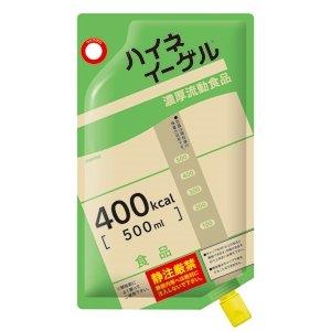ハイネイーゲル 400kcal 500ml×12袋/ケース【濃厚流動食】 大塚製薬