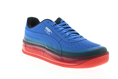 PUMA - Herren Gv Special Faded Schuhe, 42.5 EU, Palace Blue/High Risk Red