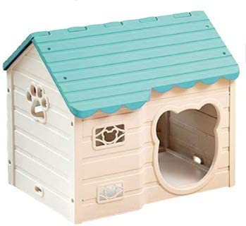Alpha Dog Series Medium-Sized Plastic Doghouse Memphis Safety and trust Mall Indoor