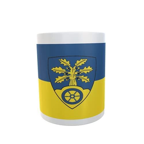 U24 Tasse Kaffeebecher Mug Cup Flagge Bohmte