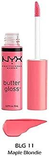 1 NYX Butter Gloss Lip - BLG