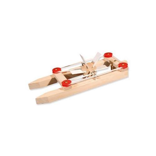 Hebebühne PH Modell Holz Bausatz Kinder Werkset Bastelset ab 12 Jahren