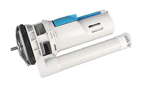 Toilet Repair Replacement Dual Flush Valve Toilet kit Fit for TOTO THU338N, White