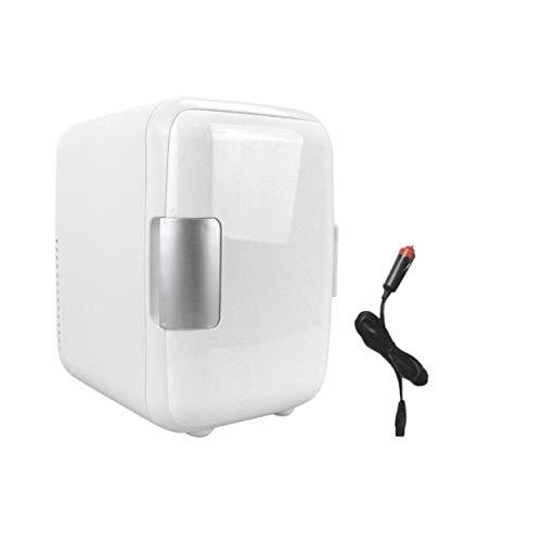 Tree-on-Life Kompakte Größe 4L Auto-Kühlschränke Ruhig Geräuscharm Auto Mini-Kühlschränke Gefrierschrank Kühlung Heizung Box Kühlschrank
