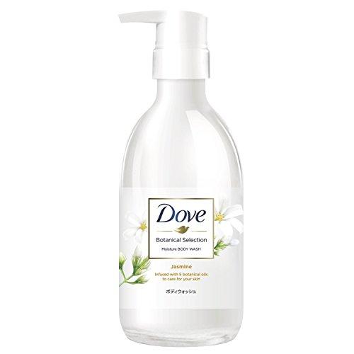 Dove(ダヴ) ボディウォッシュ ボタニカルセレクション ジャスミン ポンプ 500g