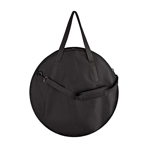 URBAN ZWEIRAD Laufradtasche schwarz - für Rennräder und Mountainbikes (schwarz, 2 Laufräder)