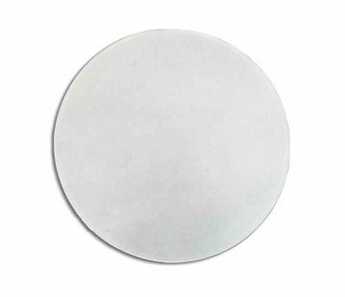 Glas klar 94mm Euromex für Lupe Fernglas