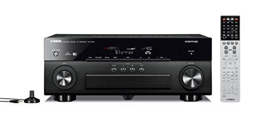 Yamaha Superior audio quality 7.2-channel Wi-Fi Built-In AVENTAGE Network AV Receiver RX-A840