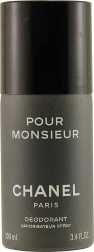 Chanel POUR MONSIEUR deo vaporizador 100 ml