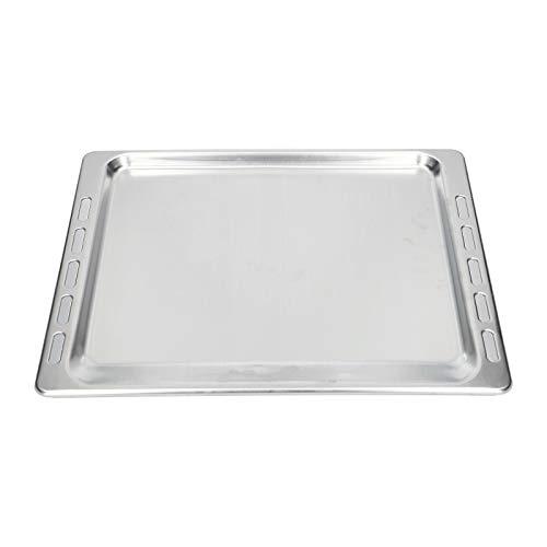 plaque de cuisson plaque à gâteau plaque de cuisson fourneau en aluminium 445x375x11 mm Whirlpool Laden Bauknecht 481241838127