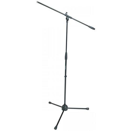 PROEL RSM180 - Asta Professionale per Microfono, treppiede con snodo a Giraffa Nylon, per Karaoke e etc.etc. (RSM180)