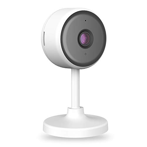 【Amazon.co.jp 限定】ウックス(Woox)スマートカメラ WiFi 見守りカメラ スマホ対応 ワイヤレス屋内防犯カメラ 1080P FHD ベビー/老人/ペット見守りカメラ Alexa連携