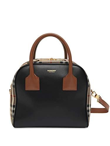 BURBERRY Luxury Fashion Damen 8019359 Beige Leder Handtaschen | Herbst Winter 19