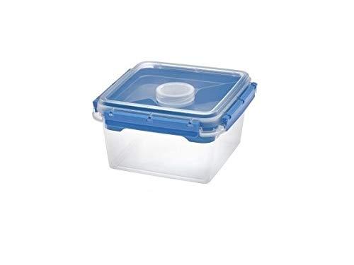 Contenitore Frigobox fresh system insalata rosso 2.25 litri Tontarelli