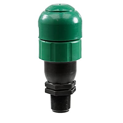 """Drip Depot Kinetic 3/4"""" MPT Air Vent Vacuum Relief Valve w/Protected Outlet"""