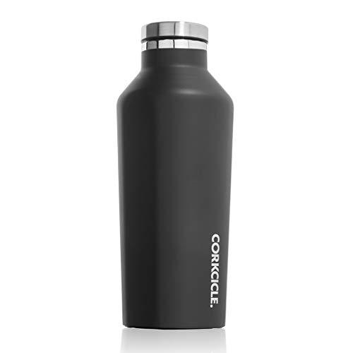 SPICE OF LIFE(スパイス) 水筒 ステンレスボトル CANTEEN CORKCICLE マットブラック 270ml 9oz 保冷 保温 真空断熱 2009MB