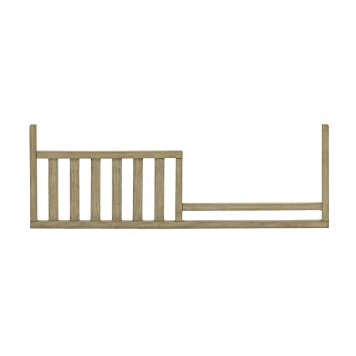 Baby Cache Toddler Bed Guard Rail, Montana Collection, Driftwood