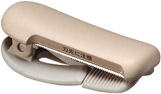 コクヨ マスキングテープカッター カルカット クリップタイプ 20~25mm幅用 パステルブラウン T-SM401LS