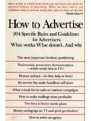Download The New How to Advertise 0312083521
