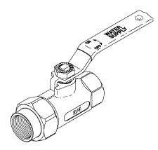 Ball Valve 3 New lowest price Free Shipping 4