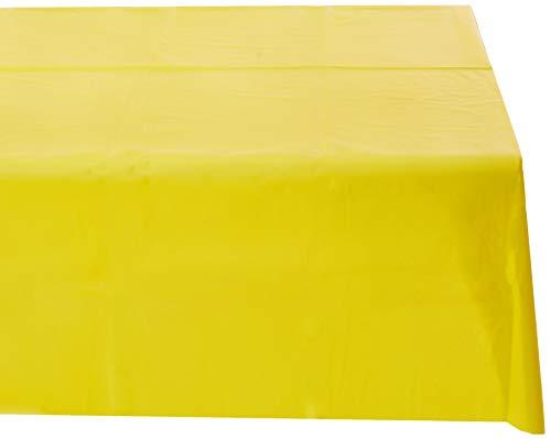 Givi Italia 62186 Tafelkleed PVC cm.140X240 Lichtgeel, Mulit Kleur, 140 x 240 cm