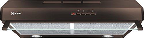 Neff DEB1612B (D16EB12B0) / Unterbauhaube / 60cm / Edelstahl / Wahlweise Abluft- oder Umluftbetrieb