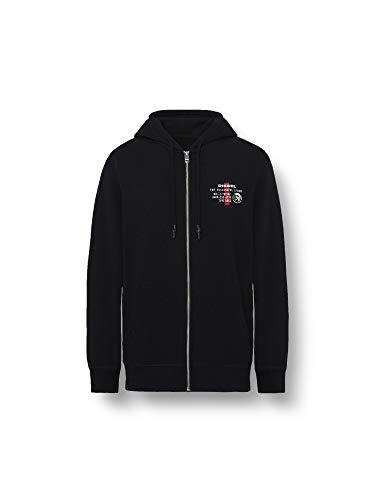 Diesel Herren UMLT-BRANDON-Z Hooded Sweatshirt, 900-0aazr, L