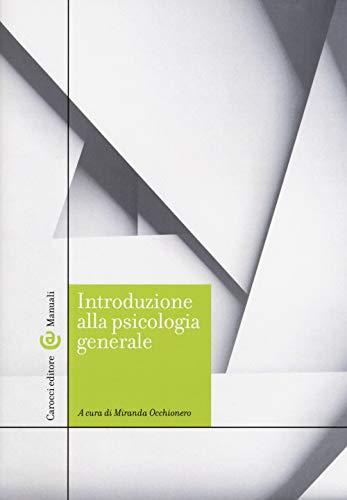 Introduzione alla psicologia generale